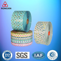 PP Printed frontal tape for baby diaper production