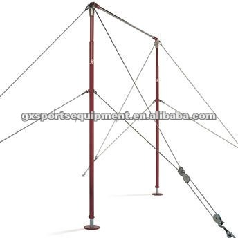 Outdoor gymnastic Horizontal bar for sale
