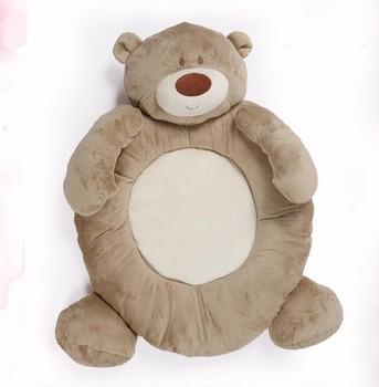 Gym Mats Plush Padded Baby Bear