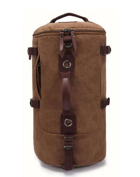 d9ca1cc0cf Get Quotations · The new travel mountaineering man portable shoulder  Shoulder Bag Canvas movement barrel computer Bao Shubao Multipurpose