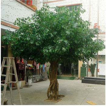 Artificial Plants And Trees For Landscape Garden Artificial Live Ficus Tree