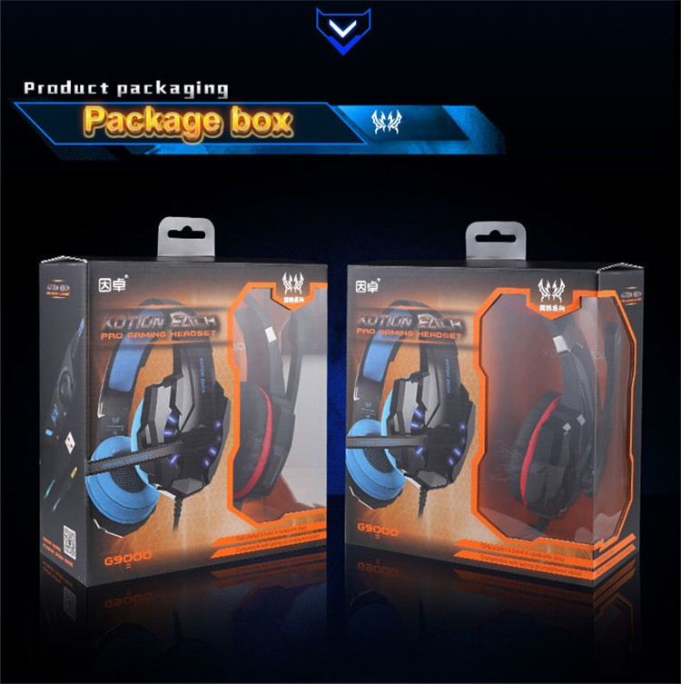 Kotion Each G9000 35mm Game Gaming Headphone Headset Earphone With