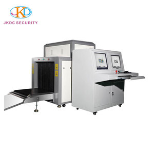 Super clear images airport x-ray baggage luggage scanner machine 8065