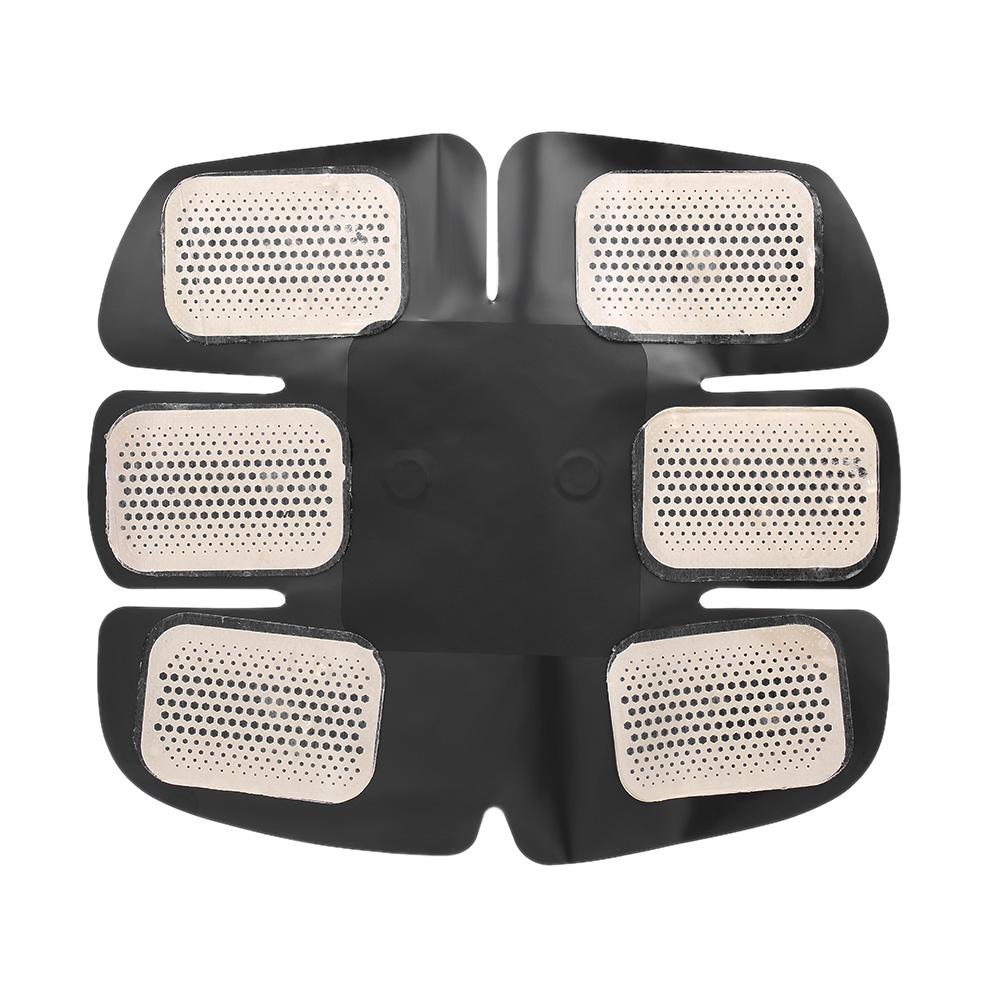新製品のアイデア 2018 でホームボディシェイパー ems 筋肉刺激ボディ abs 腹部調色ベルト 6 パッド筋トレーナー