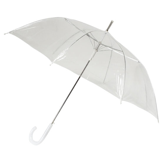 promotion clear pvc umbrella cheap price