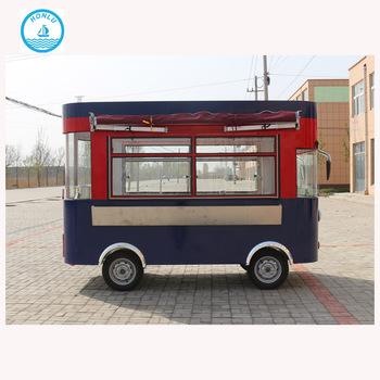 High Quality Street Vending Cart/mobile Catering Van/fast Food Truck - Buy  Fast Food Truck,Mobile Catering Van,Street Food Vending Cart Product on
