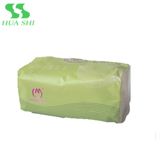 Manufacture factory custom printed virgin color facial tissue