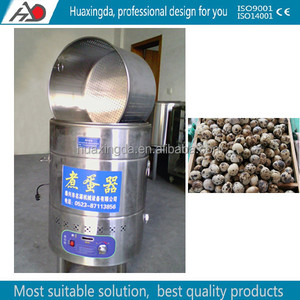 Quail egg cooking machine/egg cooker with top qualtiy/egg boiler