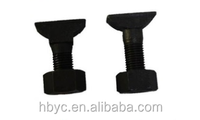 Rail bolt/T-bolt/Clip bolt/Clamp bolt for railway