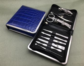 Promotion Professional Stainless Steel Cheap Nail Manicure Pedicure Set