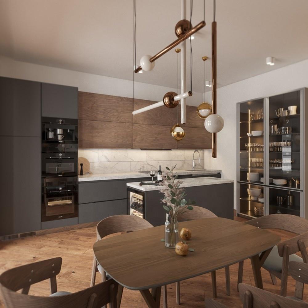 Trlife Kitchen Cabinets 2019 New Designs Used Kitchen ...