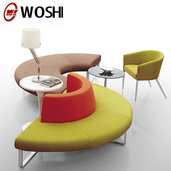 Multiple Colors Fabric Office Modular Sofa / Contemporary Breakout  Furniture Seating - Buy Office Reception Chairs & Seating,Sofas Sets For  Coffee ...