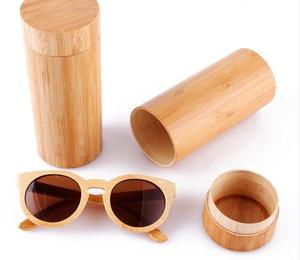 2018 mutistyle protective handcrafted custom case bamboo sunglasses box