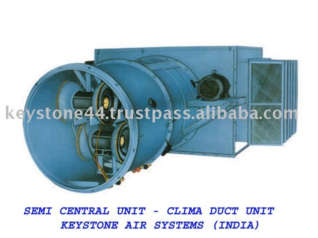 Semi Central Humidifier Unit