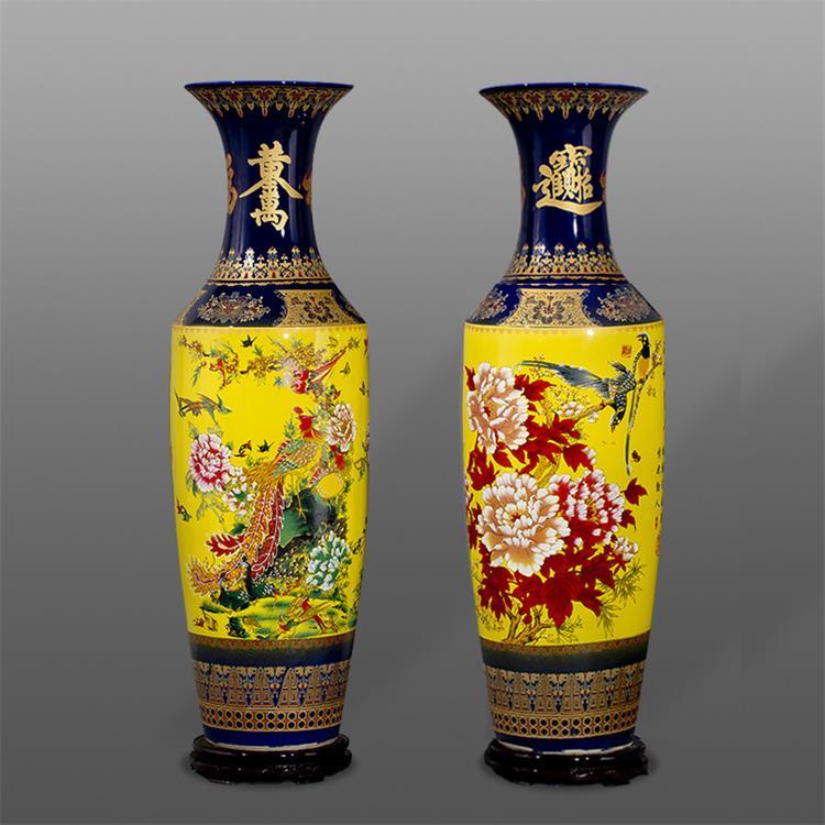 Jingdezhen Handmade Big Spanish Rattan Giant Floor Vase Buy Giant