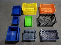 Fruit vegetable box crate Mold maker companies in taizhou