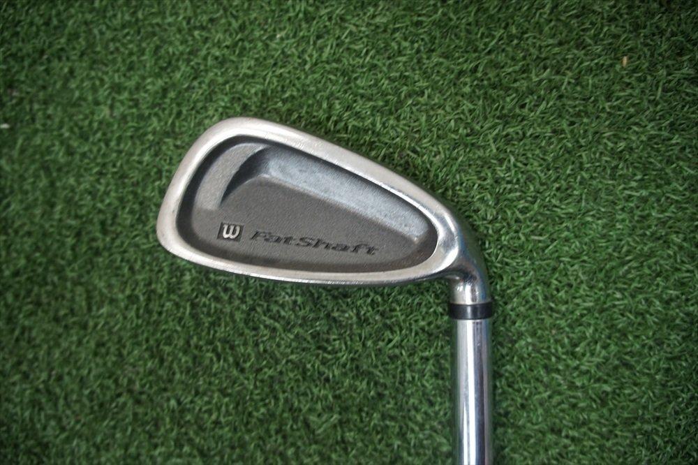 RH Golfschläger & -ausrüstungsartikel **BARGAIN BUY** Wilson Di9 Irons 5-SW Steel Uniflex Shafts Golfschläger