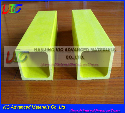 Fiberglass Epoxy Pipe,Prefect Electric Insulation,UV Resistant,High Quanlity,pultrusion moulding