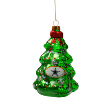 Best Selling Tree Shape Traditional Glass Custom Christmas Ornaments