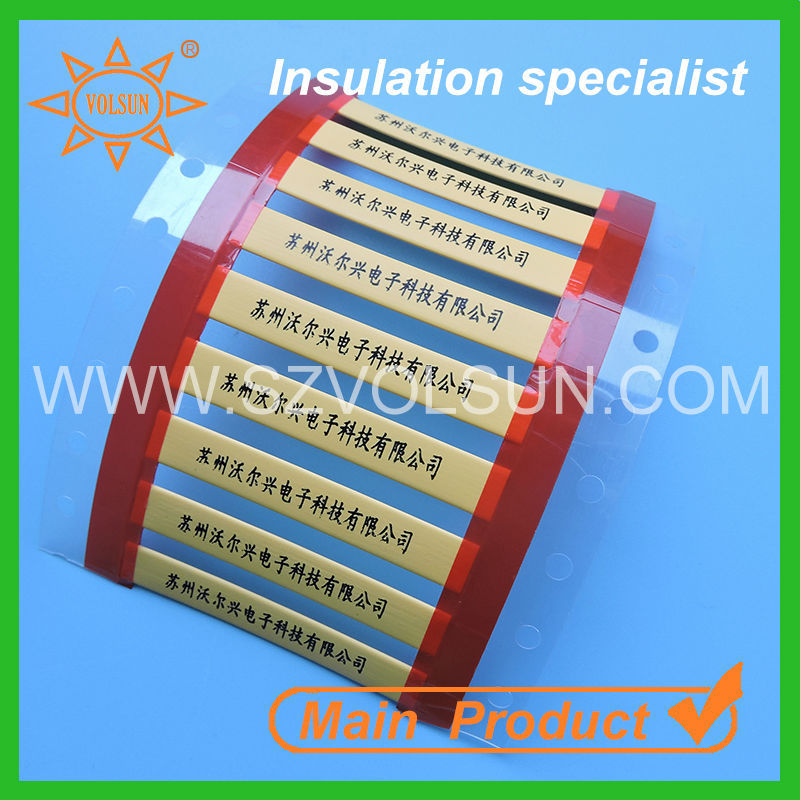 Military Grade Permanent Heat Resistant Wire Markers