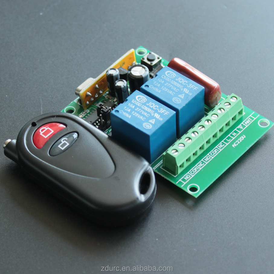 Rf Garage Door Remote Control Receiver Circuit Board 315 433mhz Suppliers And Manufacturers At