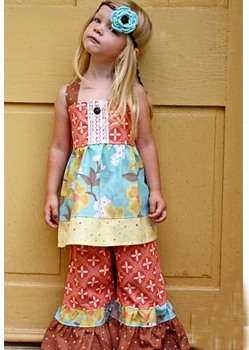 Wholesale New Design Boutique Girls Easter Outfit Pcs Ruffle Floral Pattern Ruffle Dresslegging Kids