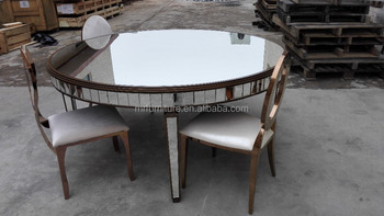 Big Round 10 Person Event Wedding Rent Dining Table