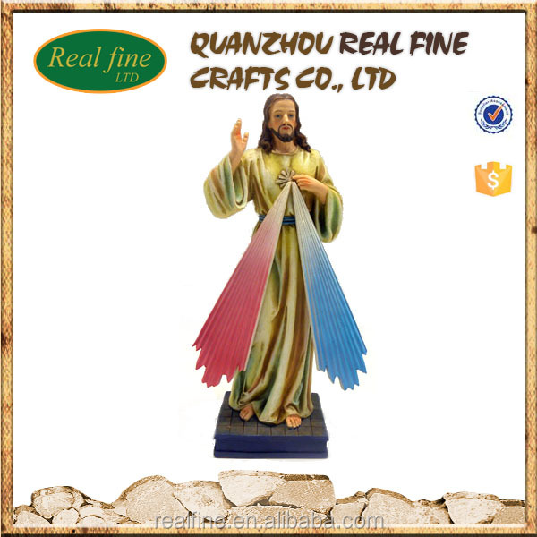 Wholesale Customized divine mercy Jesus statue for sale