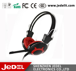 Free samples Wholesale computer accessories earphone headphone manufacturers wired headphone