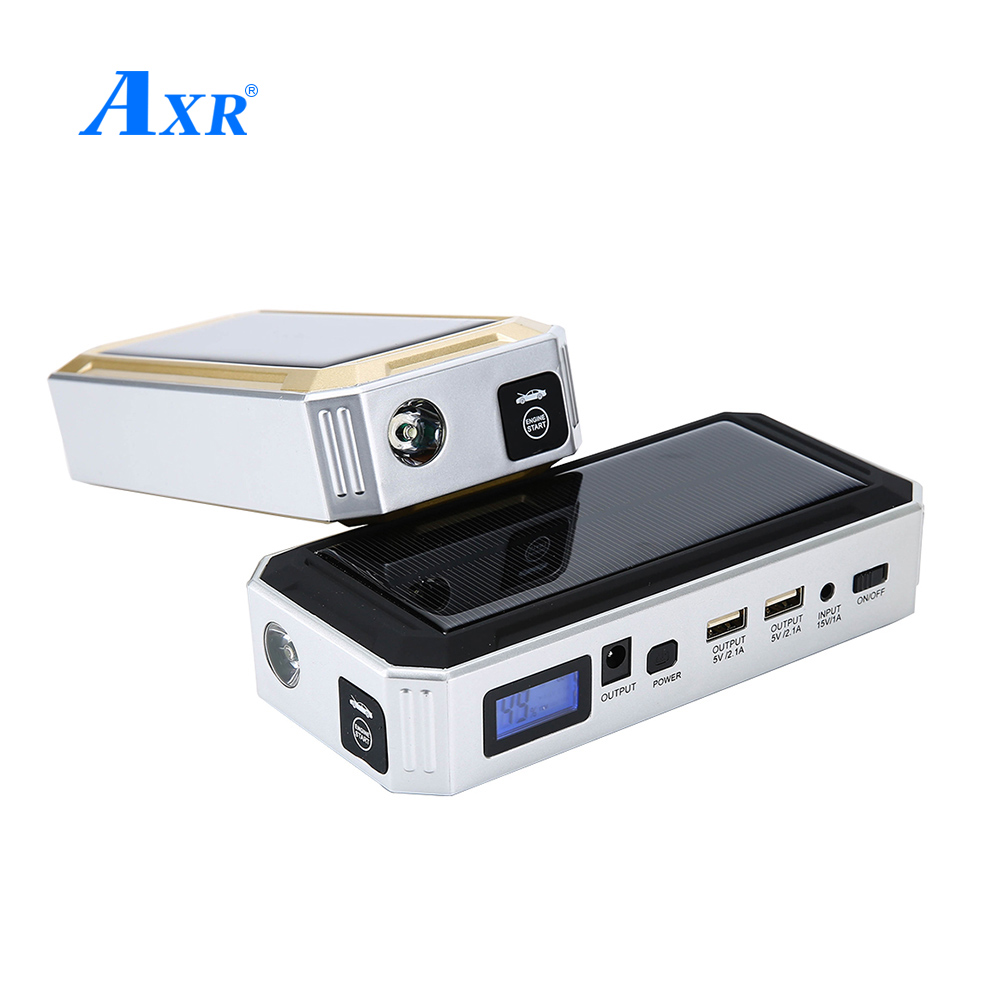 Aoxinrui factory direct sell portable mini design solar car battery charger