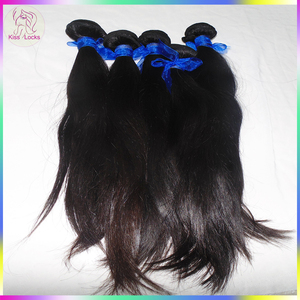Super Queen Indian Natural Straight Remy Human Hair 10pcs/lot Factory Price 8-30 inches