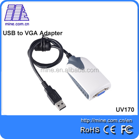 The Best Multifunctional Video Converter Full Hd 1080p USB To IP VGA Converter
