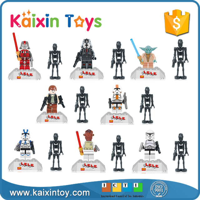 10206255 Legoe Education Kids Assemble Mini Action Figure Anime