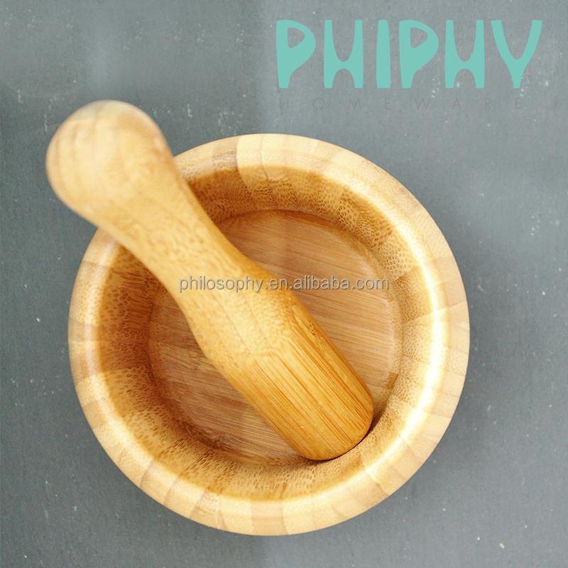 Shanghai proveedor materia prima mortero de madera para utensilios ...