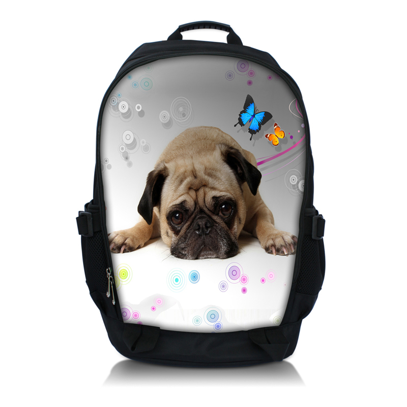 Buy Fuzzy Nation - Pink - Backpack - Pug in Cheap Price on Alibaba.com
