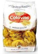 Colavita Tagliolini Nest Pasta, 16-Ounce Boxes