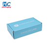 Durable Cardboard Package Custom Logo Printed Corrugated Shipping Box