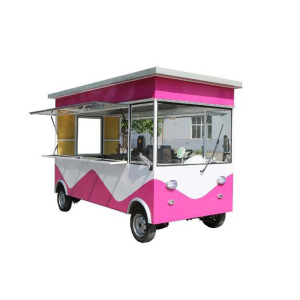 New Design Customized Mobile Food Catering Car/Mobile Catering Vans For Sale