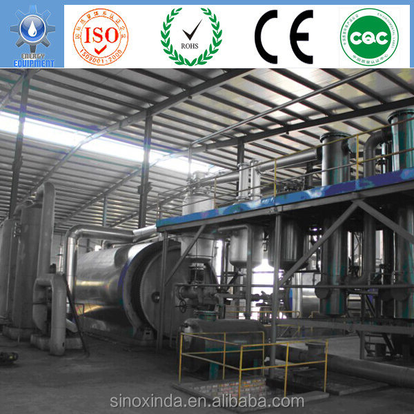 srcap tires economic recycling project plant refinery by products of steel wire