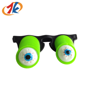 Cheap funny joke plastic toy eyeglasses for kids