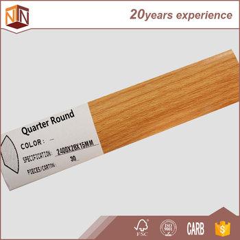 Mdf Laminate Flooring Accessory Quarter Round Buy Laminate