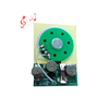 Midi sound module programmable sound module for toy box greeting cards