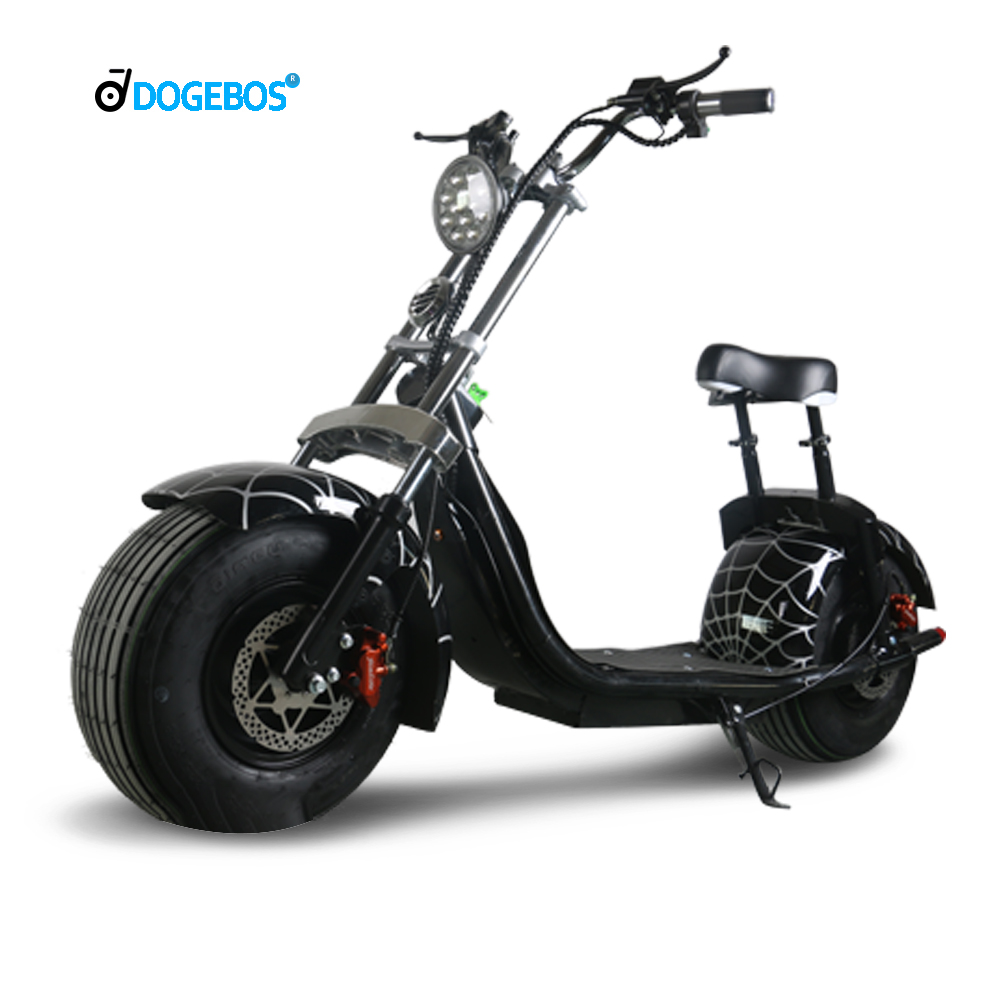 Seat Weel Two Wheel Smart Balance Electric Scooter фото