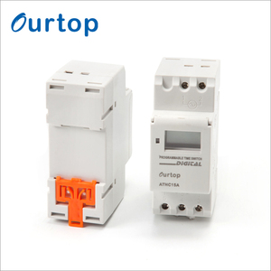OURTOP Hot Products Sell Online CE/CB/IEC Standard Electric Motor Digital Switch Timer