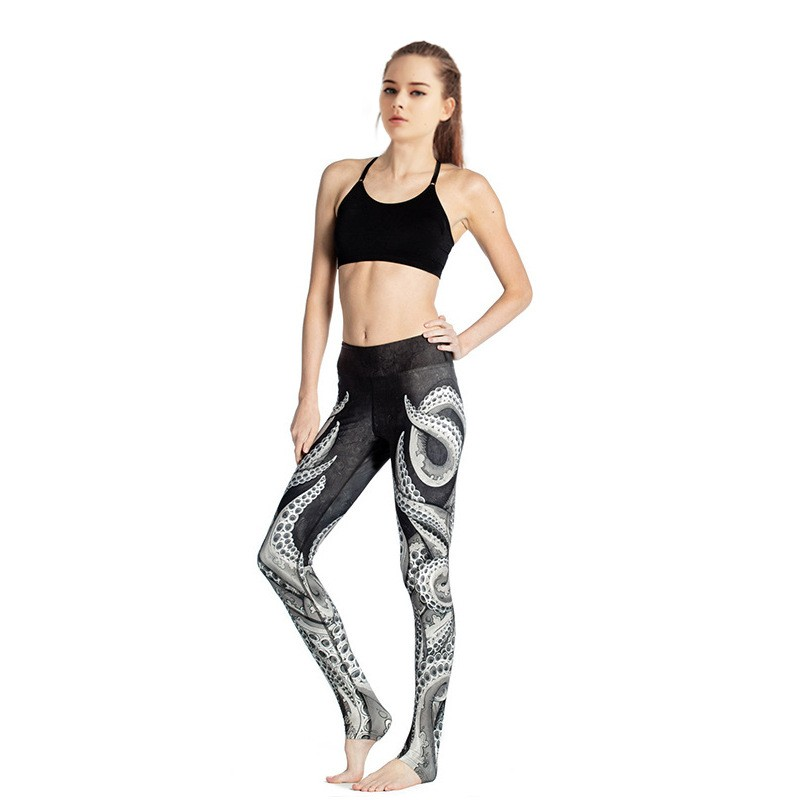 Sexy Womens Wholesale Fold Over Brazilian Cheap Black Girls Wearing Skin Tight 90% Polyester 10% Spandex Yoga Pants Wholesale