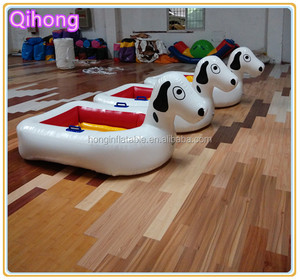 cheap customized PVC inflatable dog pool float, hot sale inflatable floating water toys for water park