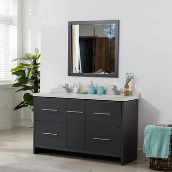 High Quality Small Sink Indoor Wood Bathroom Furniture China For Home