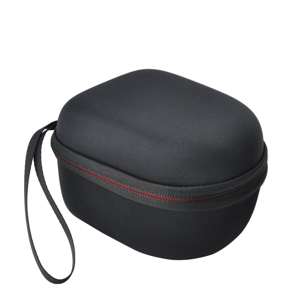 Custom made felt cheap price headphone carrying bag earphone travel stroaging eva case