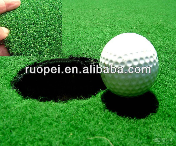 Tapete Artificial de Alta Densidade para Mini Golf