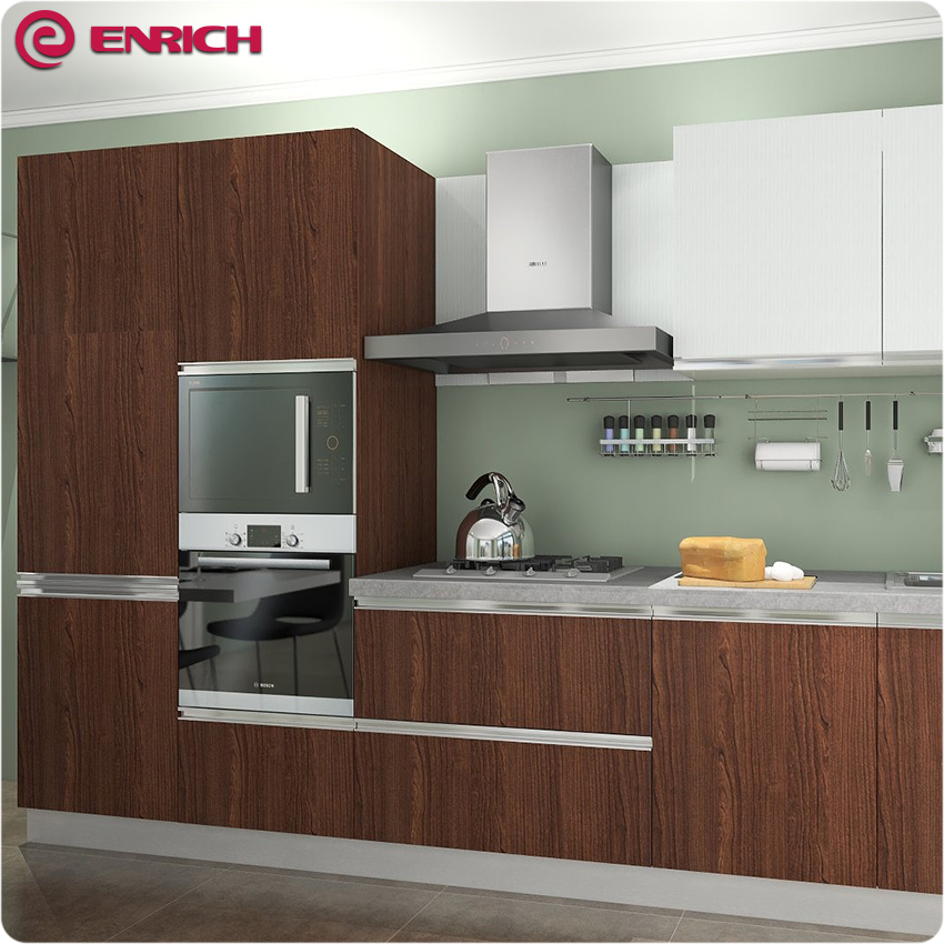 New Model Kitchen Pantry Cupboards Melamine L3300 Rta Rtg